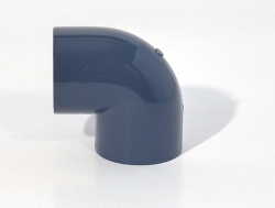 25mm 90º Elbow - Solvent Joint - PVCu Pressure Pipe